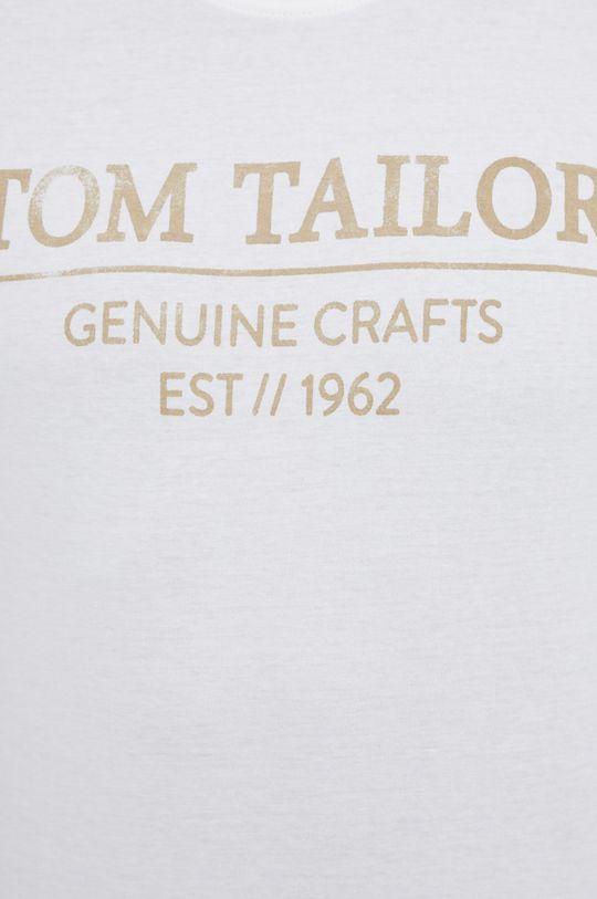Tom Tailor - T-shirt bawełniany Męski