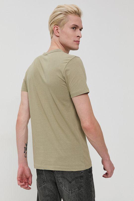 Tom Tailor - Bavlnené tričko  100% Bavlna