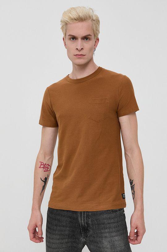 maro Tom Tailor - Tricou din bumbac