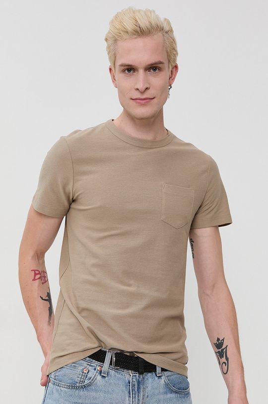 masiliniu Tom Tailor - Tricou din bumbac De bărbați