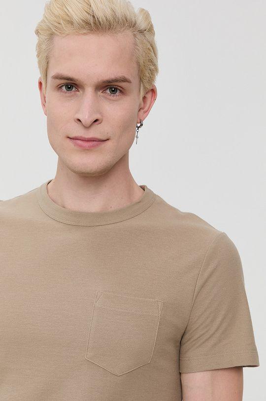 masiliniu Tom Tailor - Tricou din bumbac
