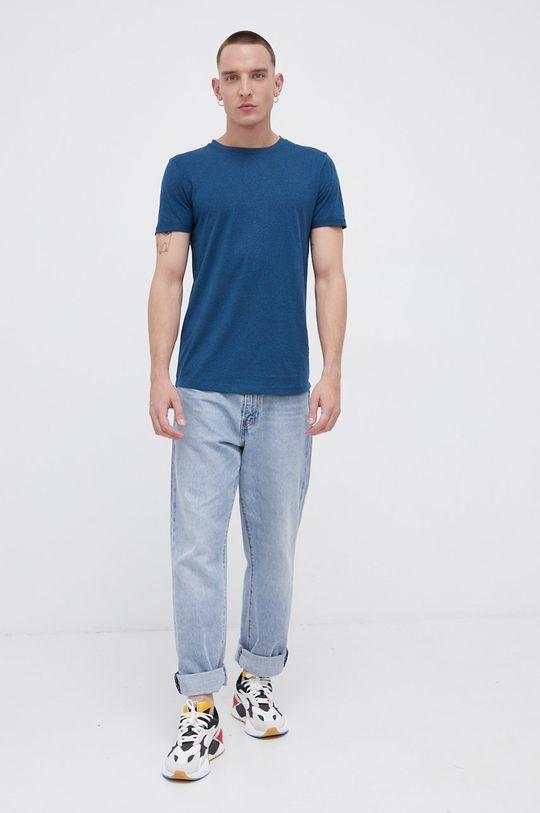 Tom Tailor - T-shirt turkusowy