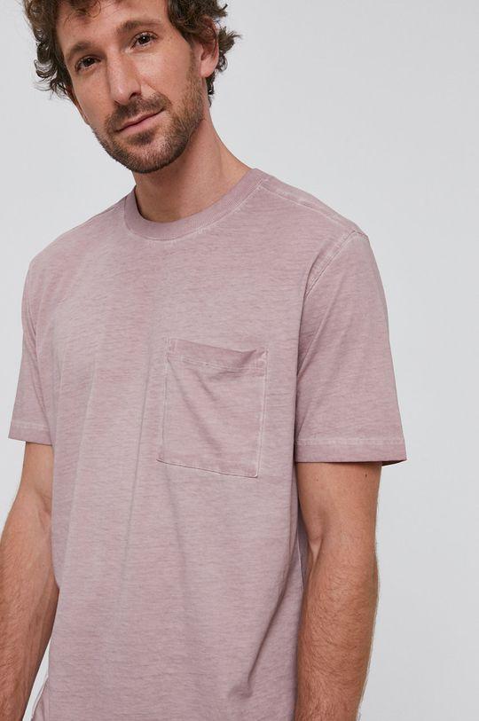 béžová Hugo - Tričko