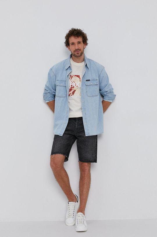 Hugo - Tričko krémová