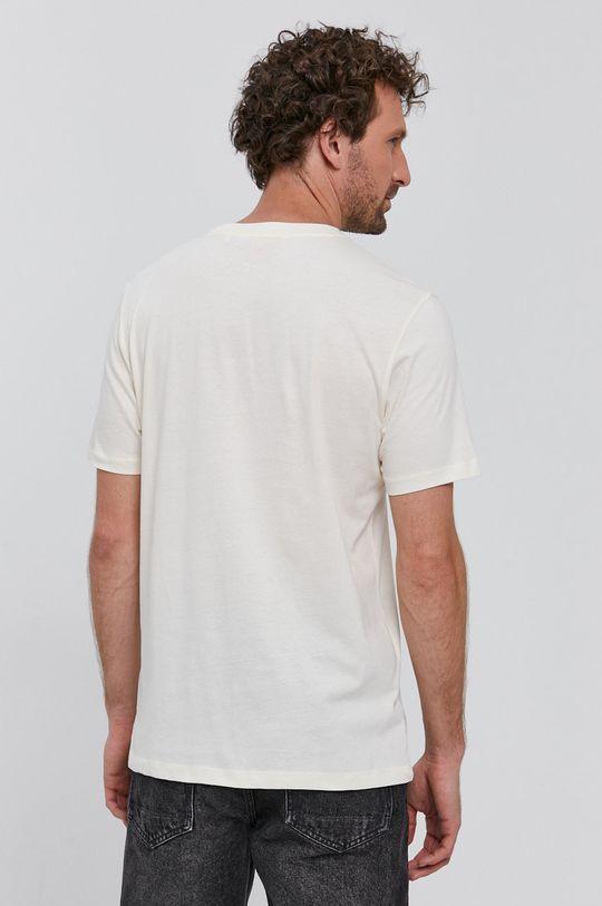 Hugo - Tričko  Základná látka: 100% Bavlna Elastická manžeta: 97% Bavlna, 3% Elastan