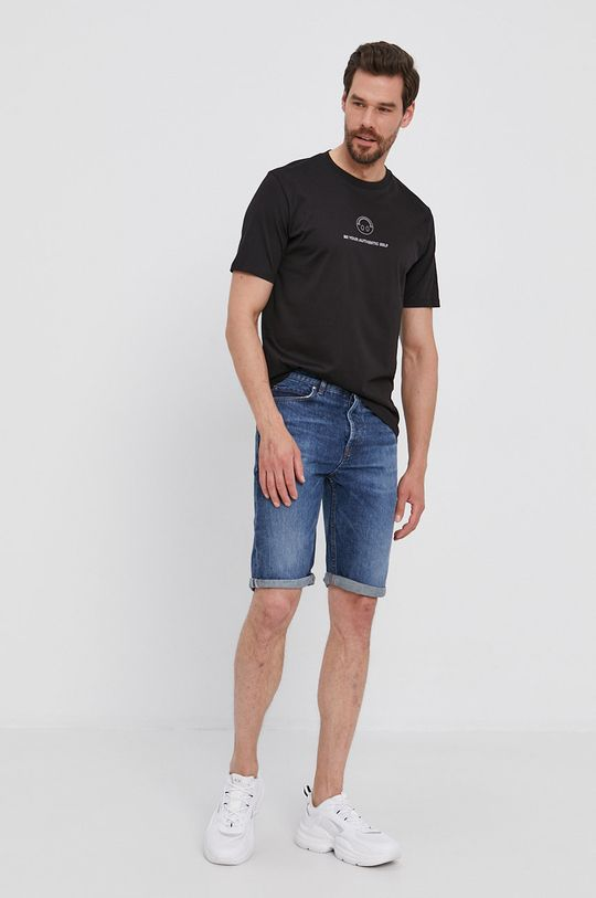 Hugo - Tričko čierna