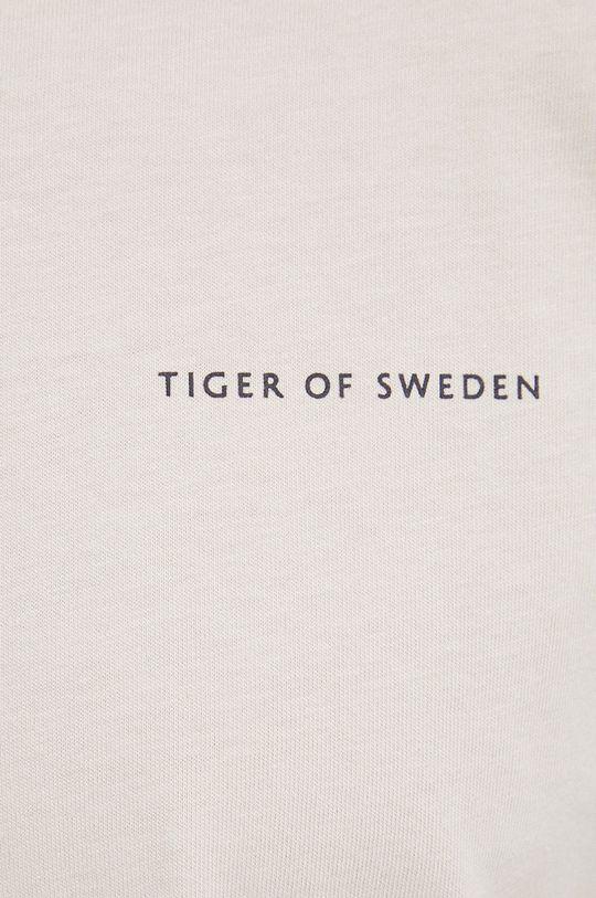 Tiger Of Sweden - T-shirt bawełniany Męski
