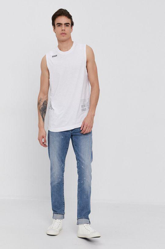 G-Star Raw - Tricou alb