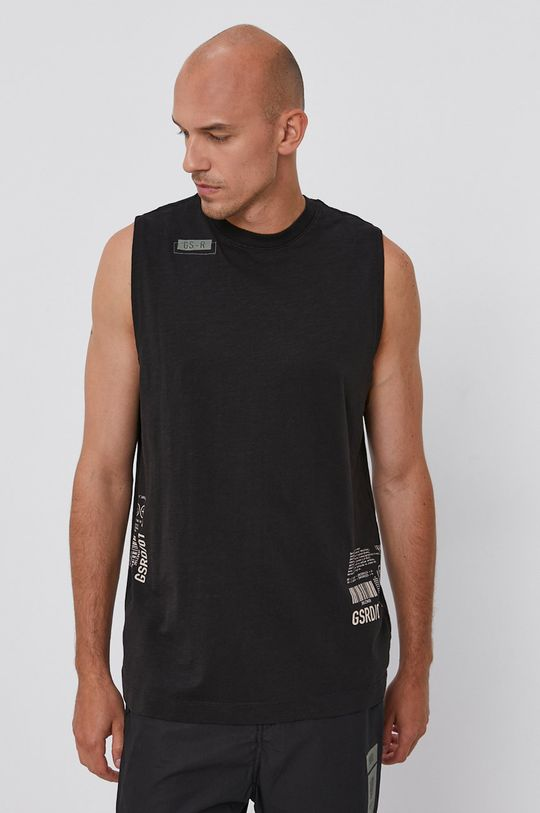 negru G-Star Raw - Tricou De bărbați