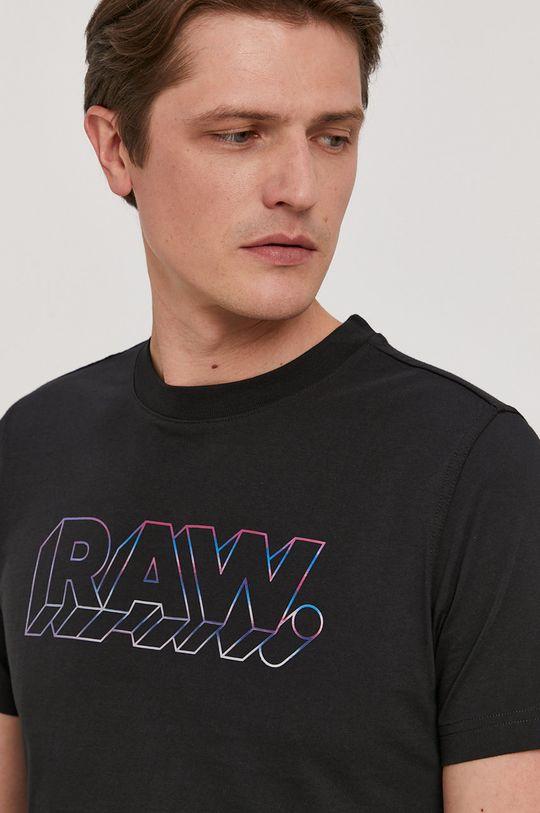 negru G-Star Raw - Tricou