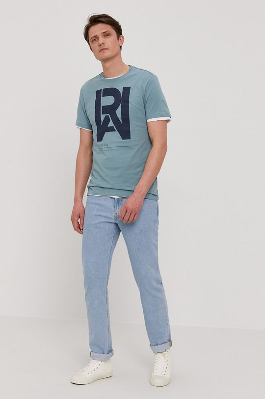 G-Star Raw - Tričko modrá