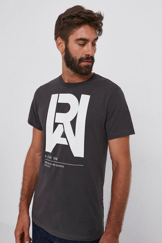 grafit G-Star Raw - Tricou De bărbați