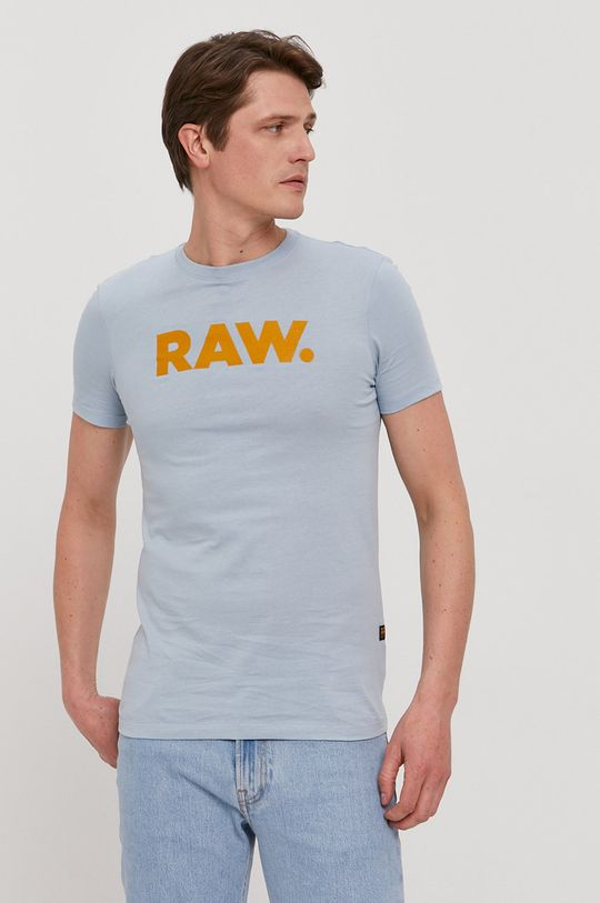 albastru G-Star Raw - Tricou De bărbați
