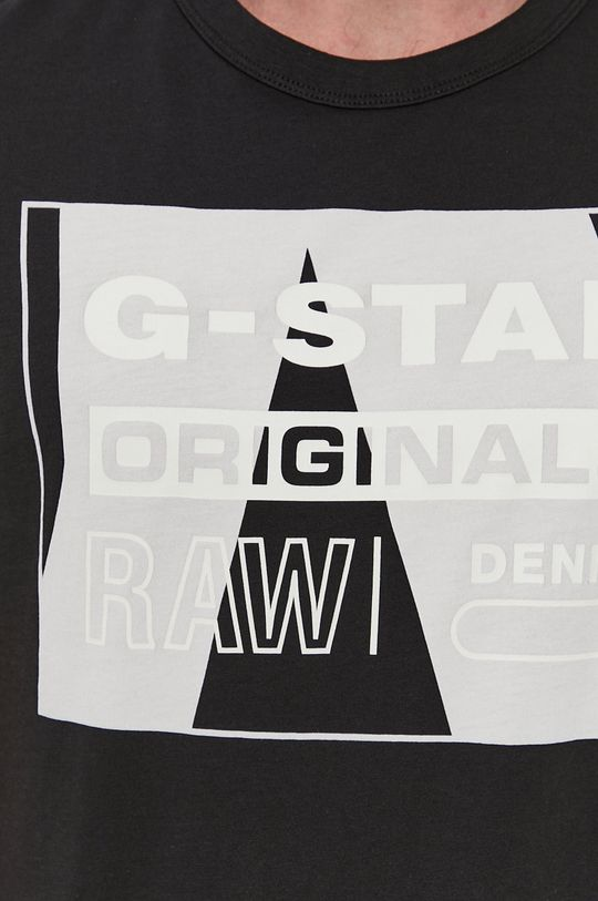 čierna G-Star Raw - Tričko