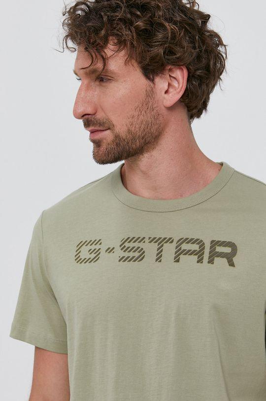 militarny G-Star Raw - T-shirt