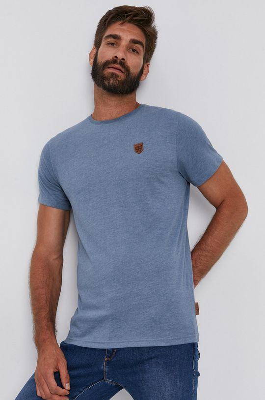 modrá Pepe Jeans - Tričko Gavin