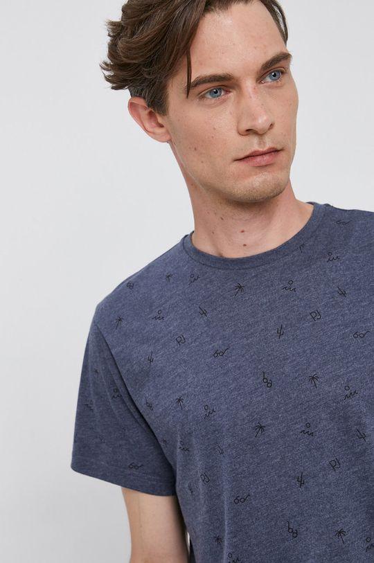 námořnická modř Pepe Jeans - Tričko LYNCH