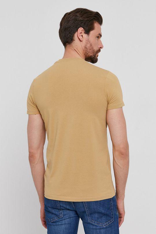 Pepe Jeans - T-shirt Jayo 95 % Bawełna, 5 % Elastan