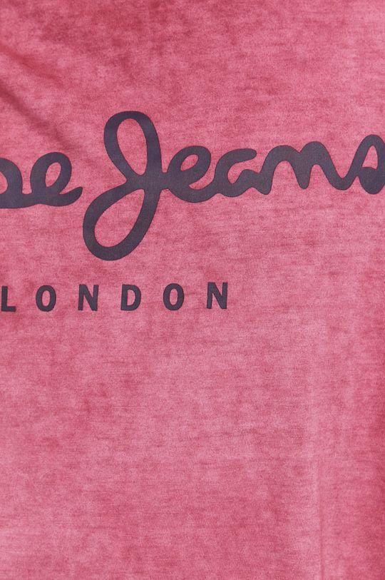 Pepe Jeans - T-shirt West Męski