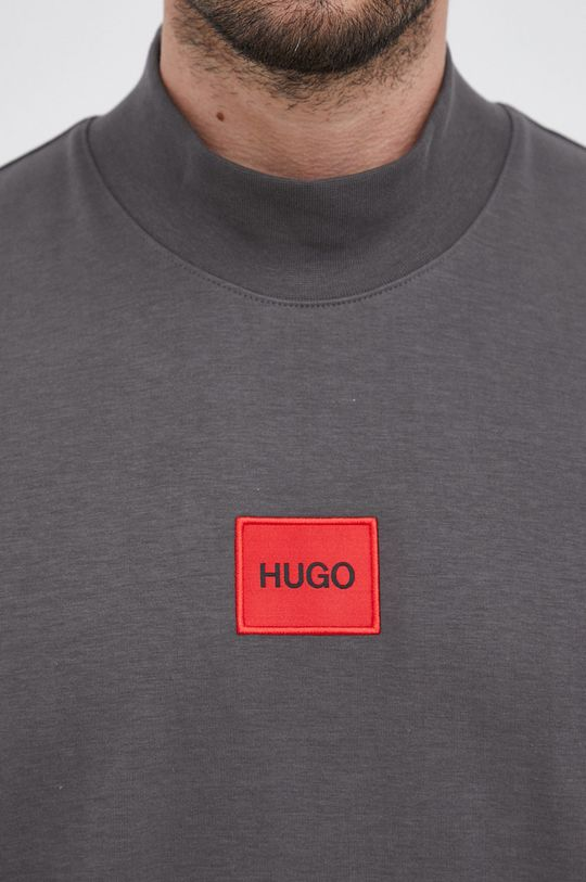 Hugo - T-shirt Męski