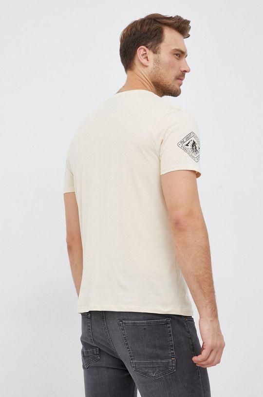 Guess - Bavlněné tričko  100% Bavlna