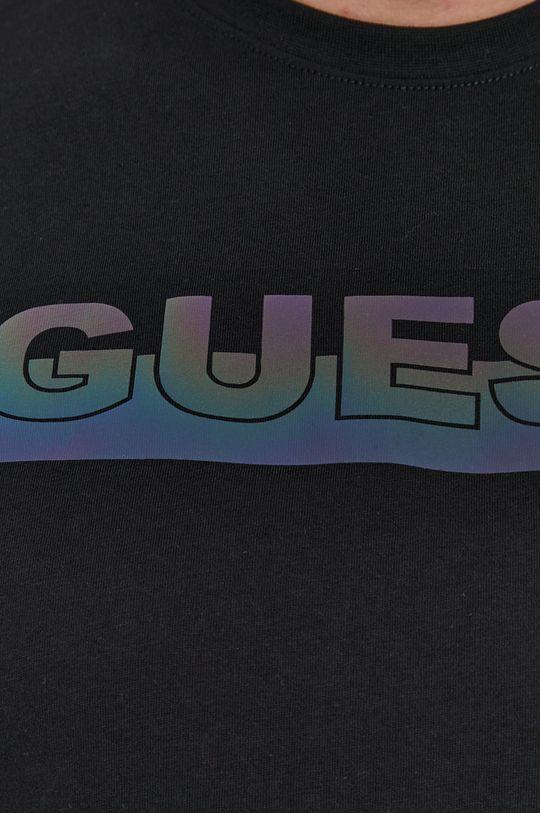 Guess - Tricou din bumbac De bărbați