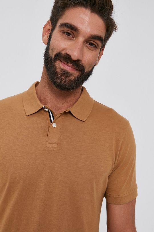 hnedá s. Oliver - Polo tričko