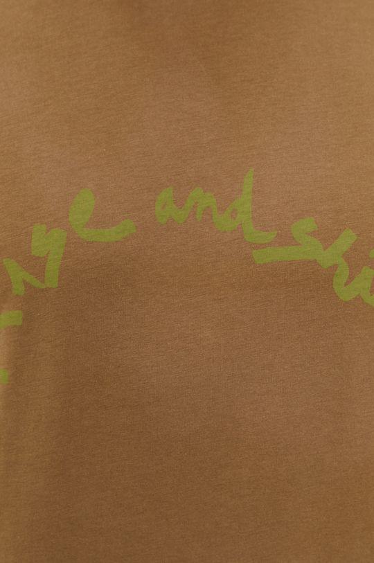 Desigual - Bavlnené tričko Pánsky