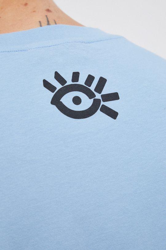 Desigual - Bavlněné tričko Pánský