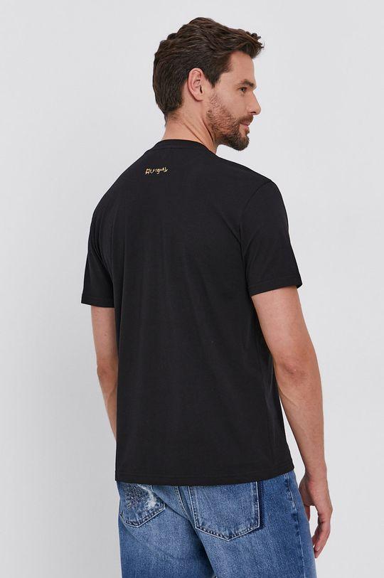 Desigual - Bavlnené tričko  100% Bavlna