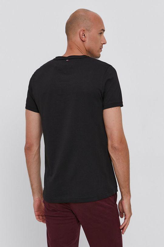 Tommy Hilfiger - T-shirt bawełniany 100 % Bawełna organiczna