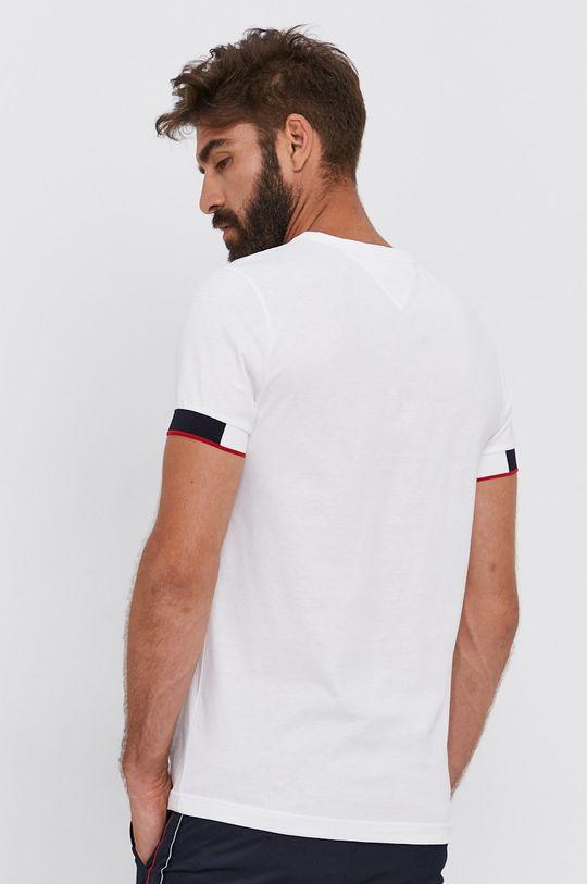 Tommy Hilfiger - Bavlnené tričko  100% Organická bavlna