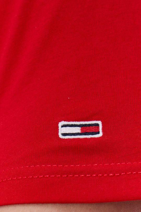 Tommy Jeans - Bavlněné tričko Pánský