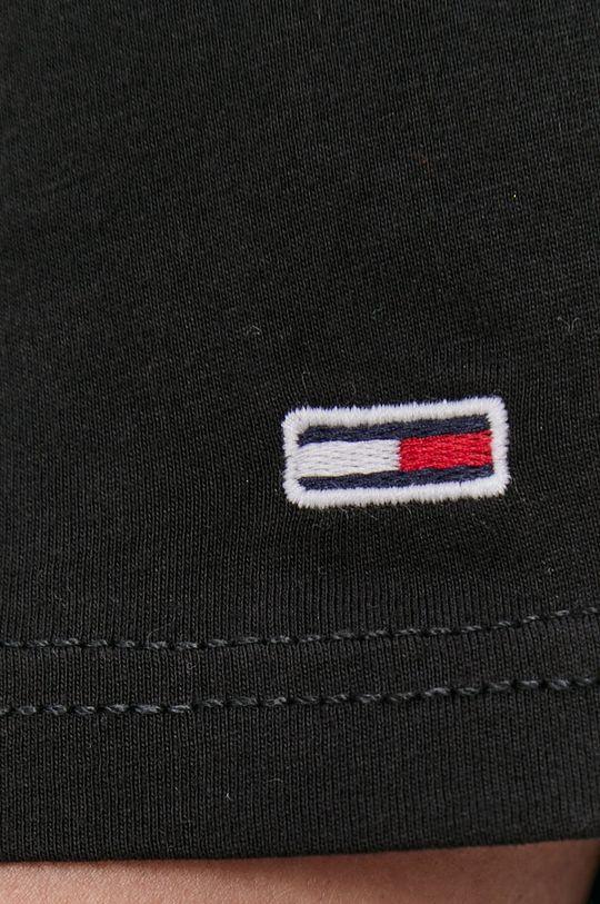 Tommy Jeans - T-shirt bawełniany Męski