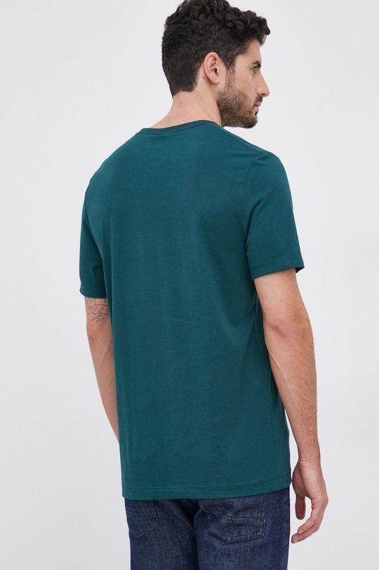 Boss - T-shirt bawełniany 100 % Bawełna