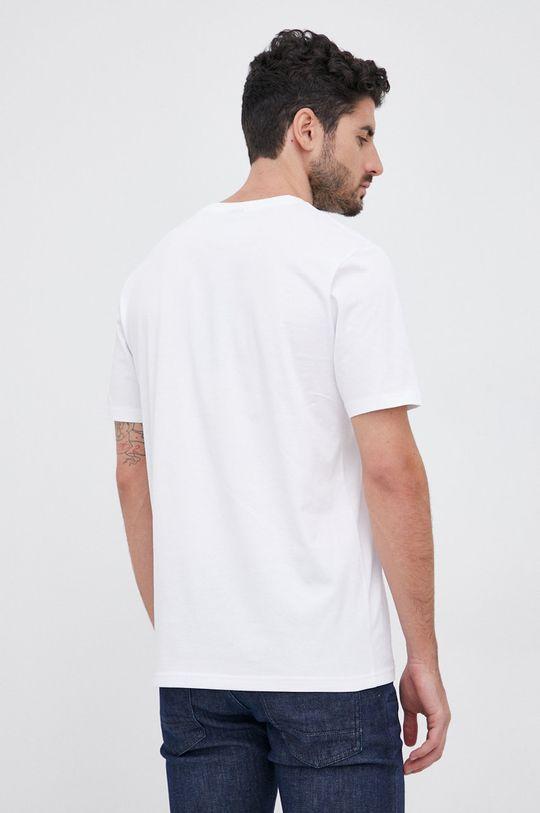 Boss - T-shirt bawełniany Materiał zasadniczy: 100 % Bawełna, Ściągacz: 97 % Bawełna, 3 % Elastan