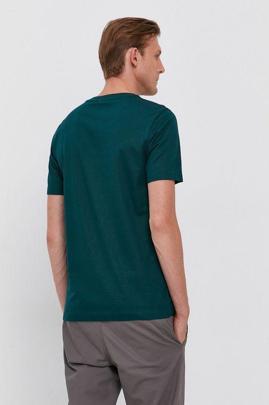 Boss - T-shirt Materiał zasadniczy: 70 % Bawełna, 30 % Wiskoza, Ściągacz: 69 % Bawełna, 1 % Elastan, 30 % Wiskoza