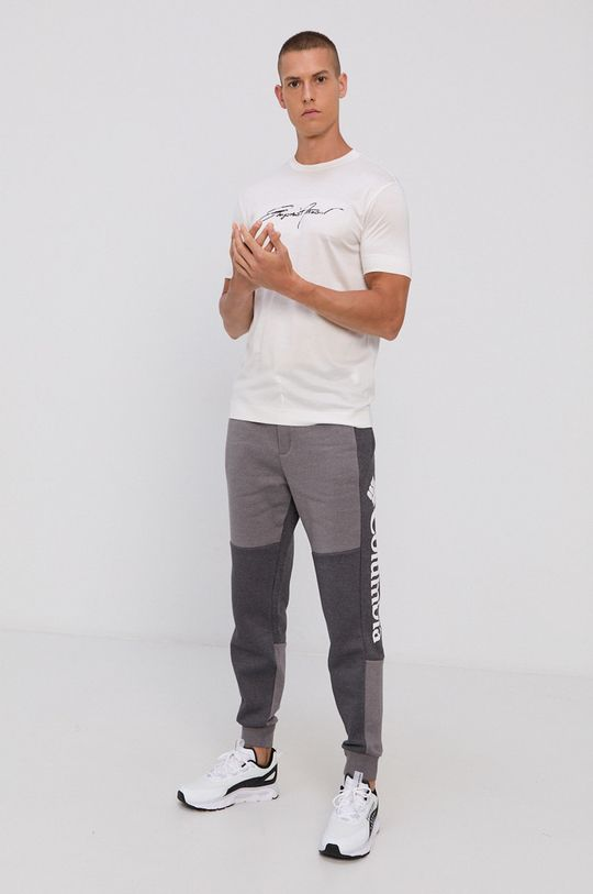 Emporio Armani - Tričko biela