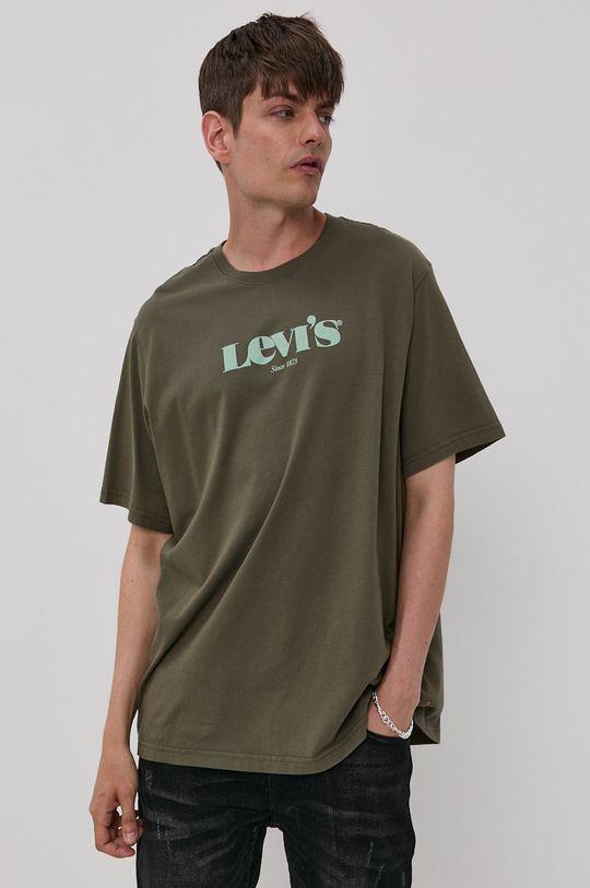 Levi's - Tričko zelená