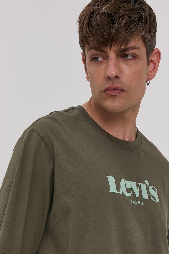 zelená Levi's - Tričko