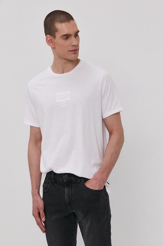 biela Levi's - Tričko