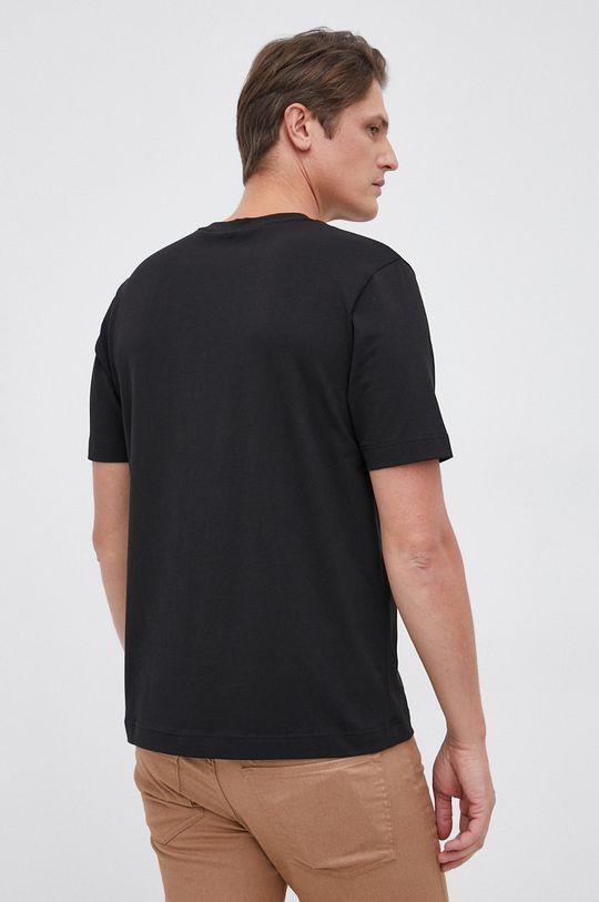 Boss - T-shirt 96 % Bawełna, 4 % Elastan