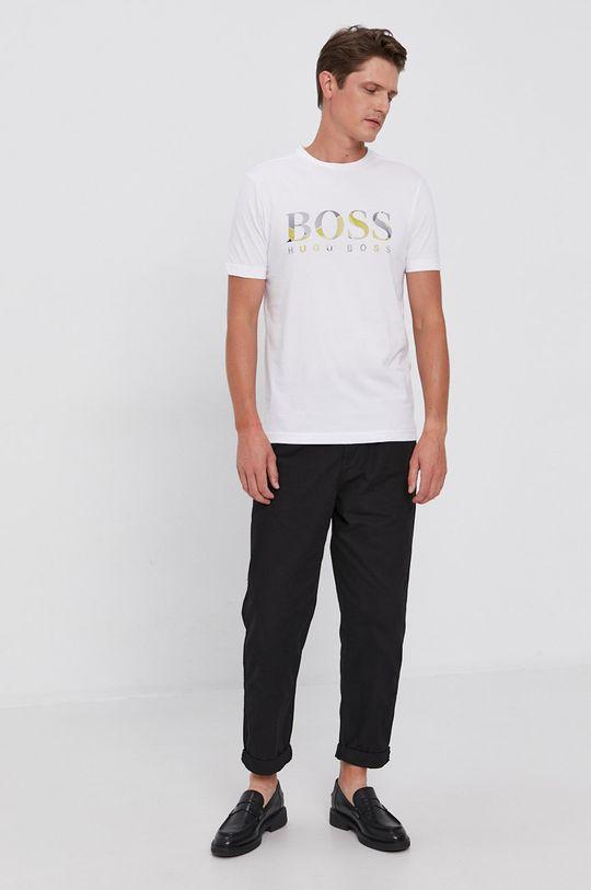 Boss - T-shirt bawełniany Boss Athleisure (2-pack) 100 % Bawełna