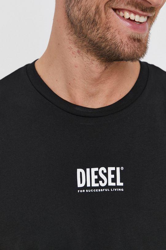 Diesel - Bavlnené tričko Pánsky