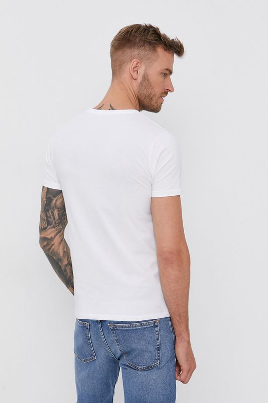 Diesel - T-shirt 95 % Bawełna, 5 % Elastan