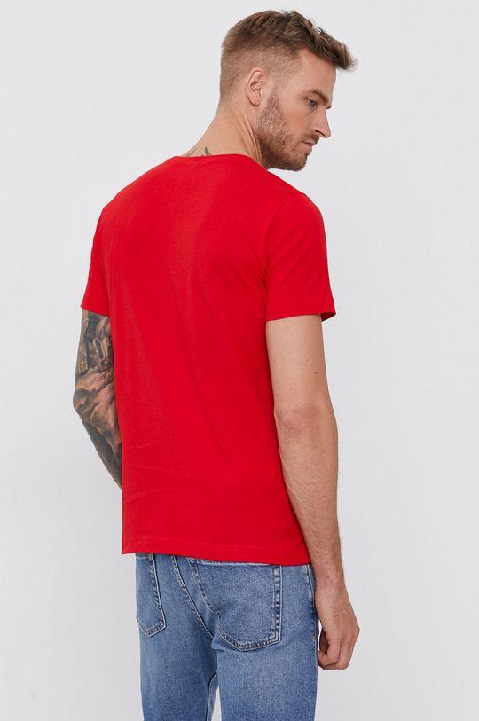 Diesel - Bavlněné tričko  100% Bavlna