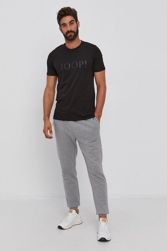 Joop! - T-shirt bawełniany czarny