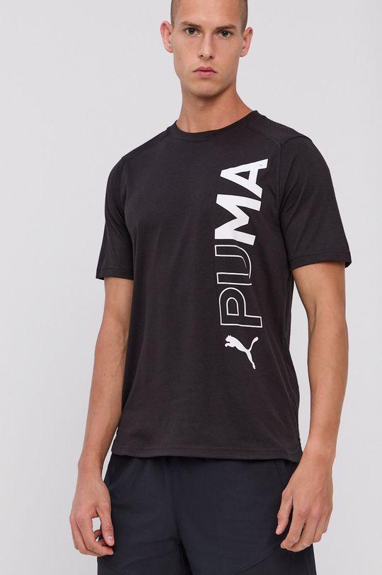 negru Puma - Tricou