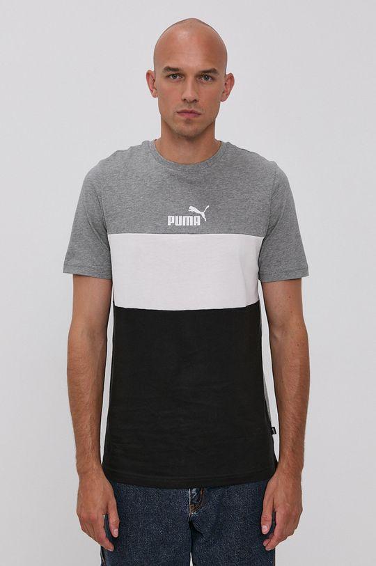 Puma - Tričko šedá