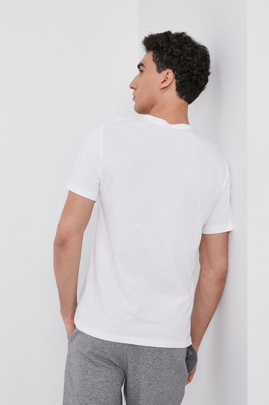 Armani Exchange - Bavlnené tričko  100% Bavlna